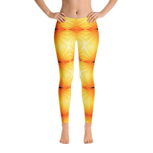 """Sunspots"" Yoga Pants - And Above All...YOGA"
