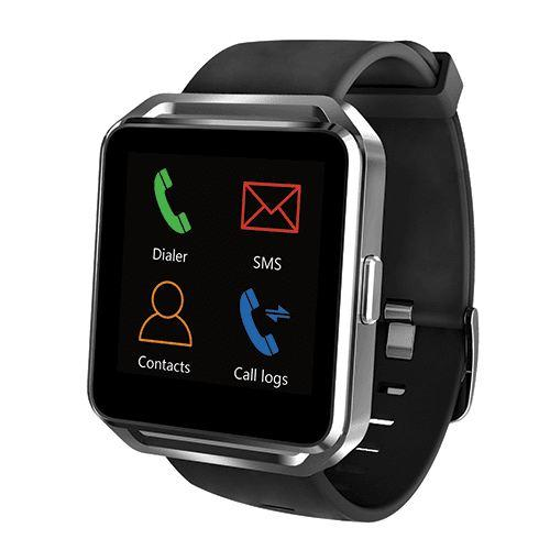 Supersonic-Bluetooth Smart Watch - And Above All...YOGA