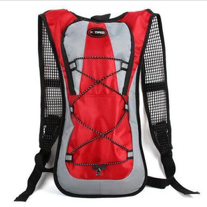 TPU 2L Straw Water Bag Hydration Backpack - And Above All...YOGA