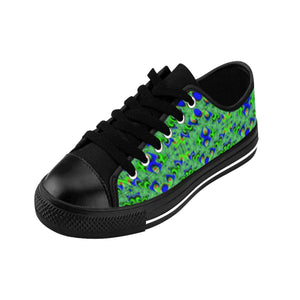 """Tranquility"" Deluxe Women's Sneakers - And Above All...YOGA"