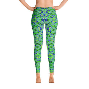 """Tranquility"" Yoga Pants - And Above All...YOGA"
