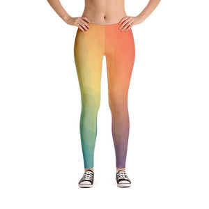 """Warm Glow"" Yoga Pants - And Above All...YOGA"