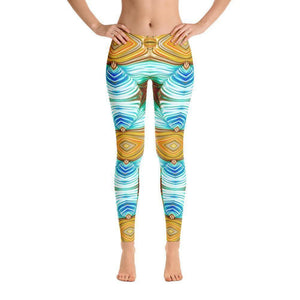 """Weaver's Needle"" Yoga Pants - And Above All...YOGA"
