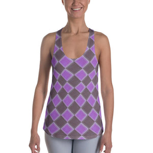 Women's Racerback Tank Top - And Above All...YOGA