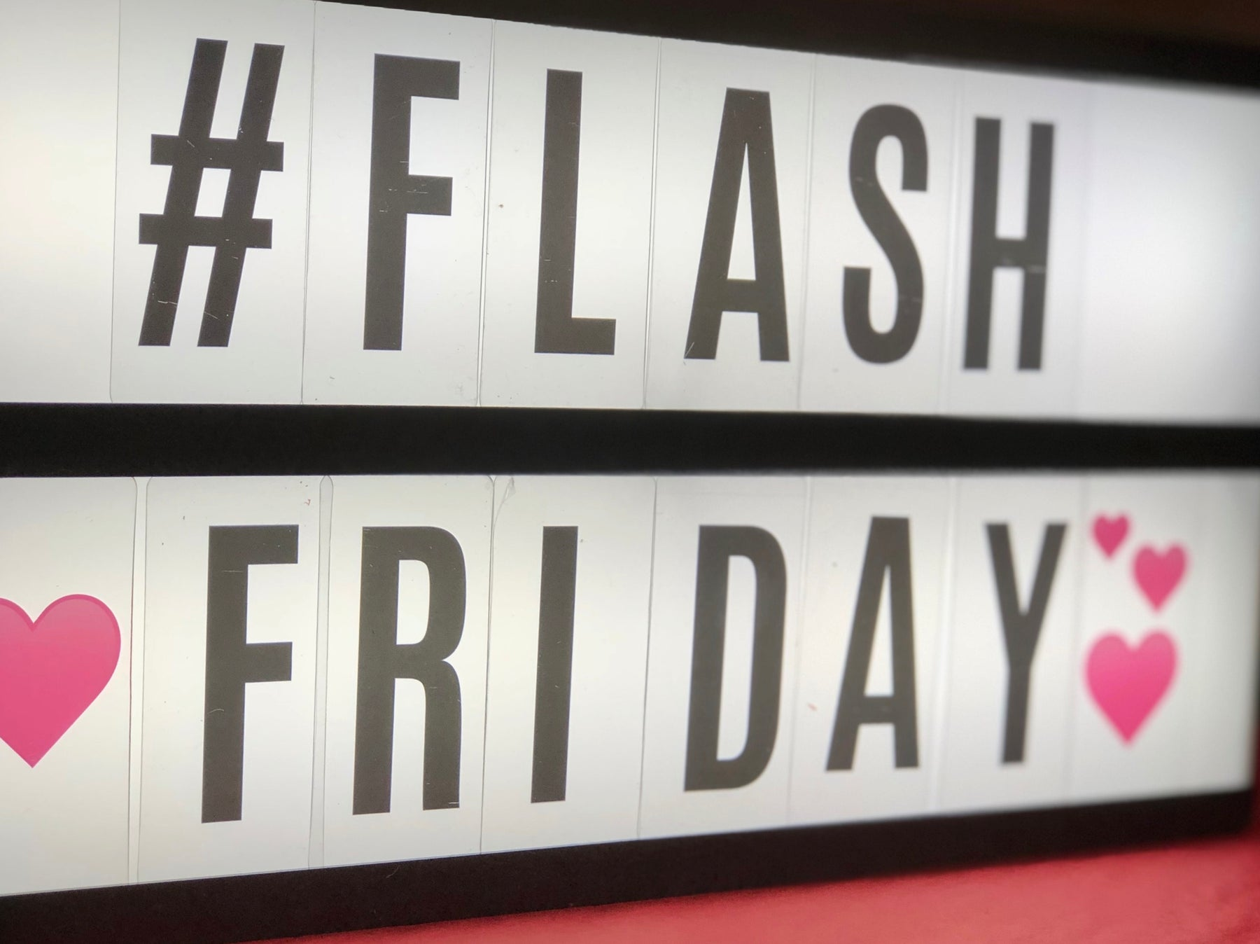 What is Flash Friday? - ASK Apparel LLC