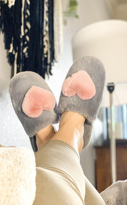 Hearted Homebody Slippers