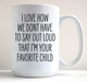 Favorite Child Mug - ASK Apparel LLC