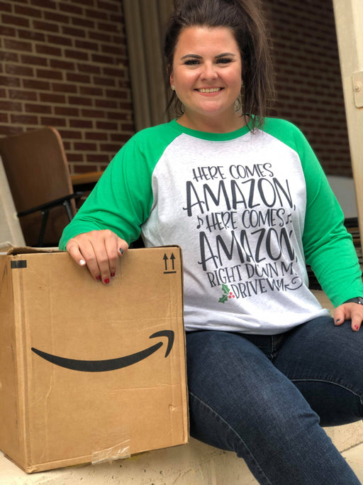 Here Comes Amazon - ASK Apparel LLC