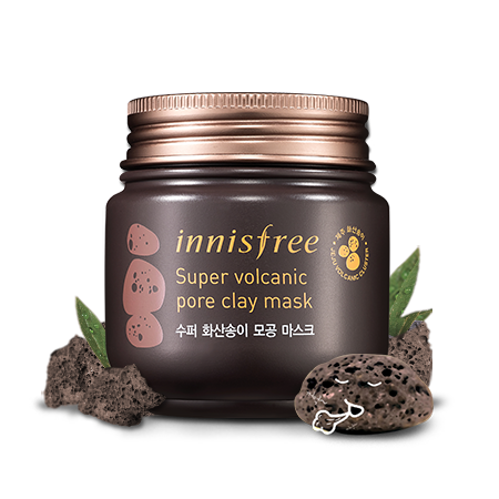 Super Volcanic Pore Clay Mask