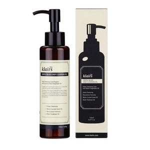 Gentle Black Deep Cleansing Oil