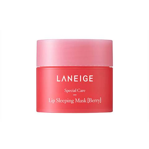 Lip Sleeping Mask [Berry]