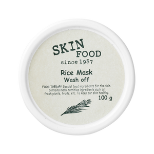 Rice Mask Wash Off