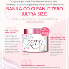 Clean It Zero Original (Ultra Size)
