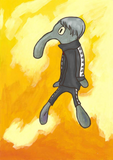 Grey Bold and Brash