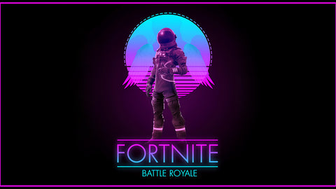 Neon Battle Royale