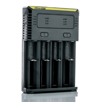 Nitecore D4 -LCD Smart Battery Charger