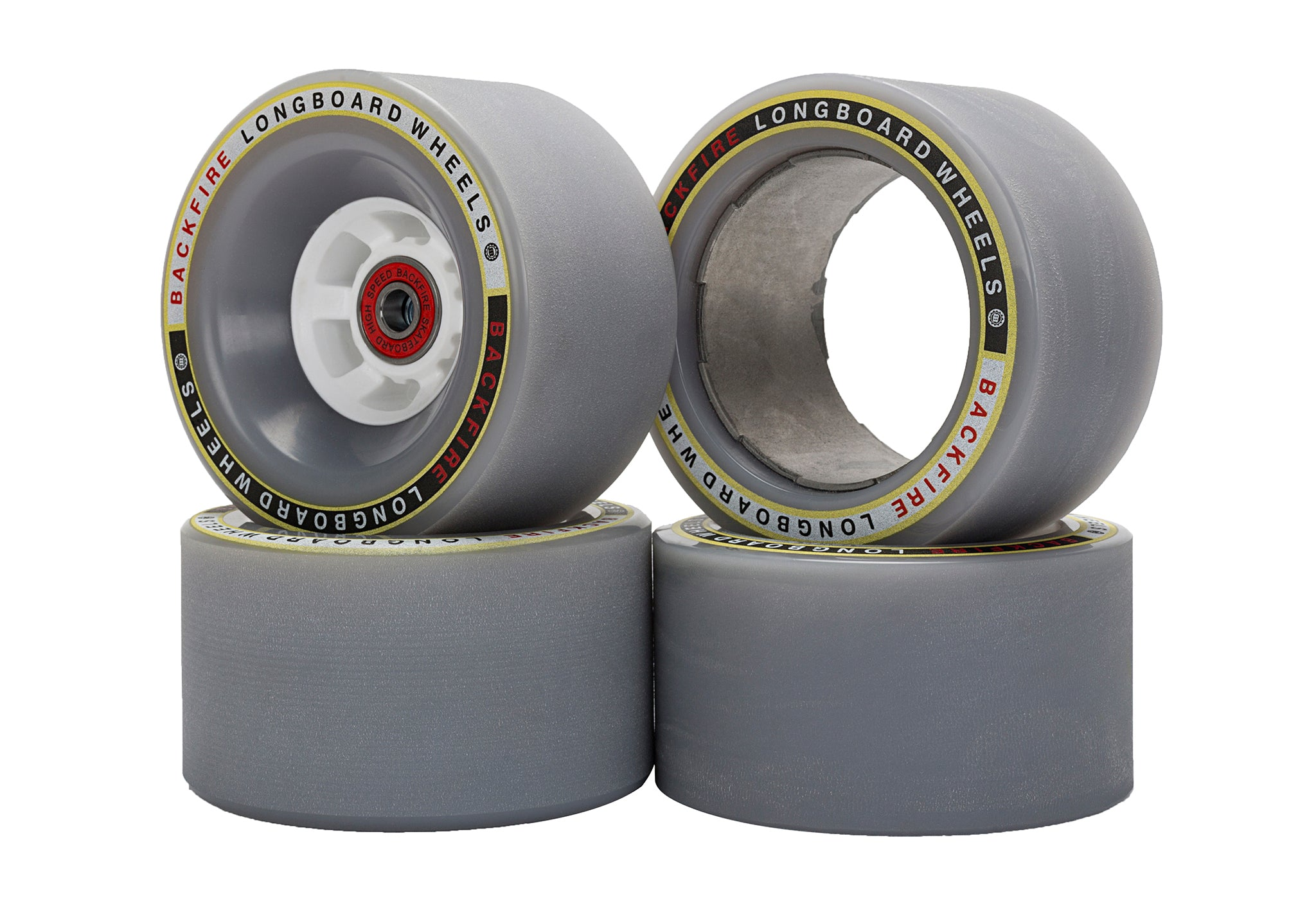96mm Gray Wheels