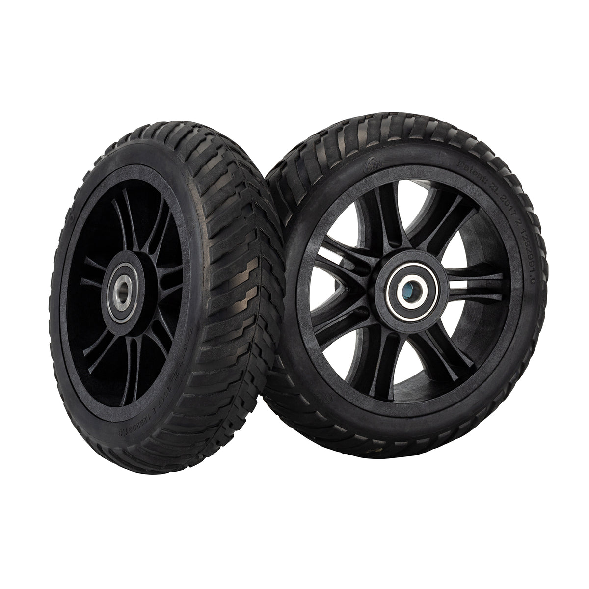 Honeycomb Aireless Rubber Tires For The Backfire Ranger X1