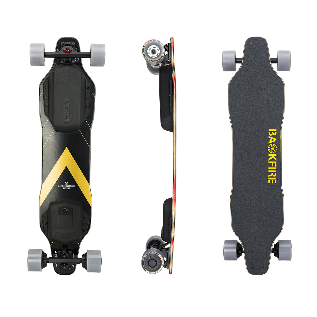 2019 New Backfire G2t with R2 Wireless Remote (OLED Display) and 2.5a Faster Charger with 180 Days Warranty