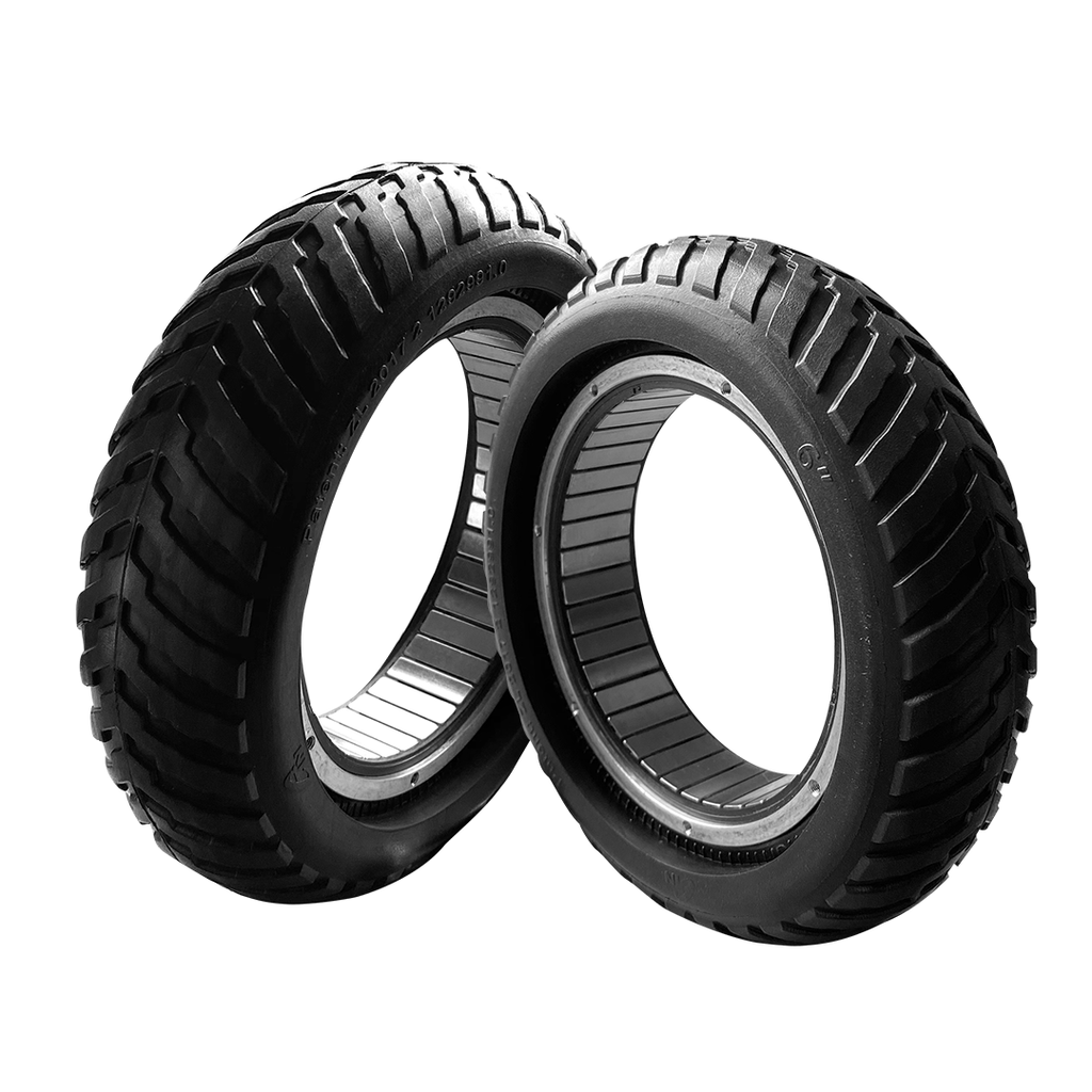 Rubber Tires with Rim for Ranger X2