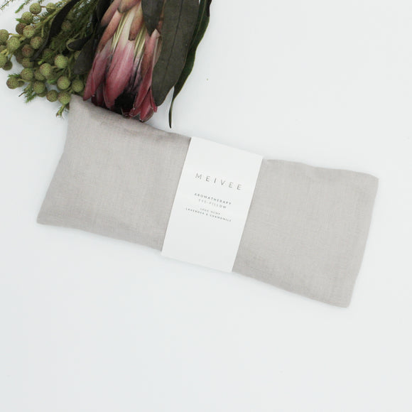 Linen Aromatherapy Eye Pillow