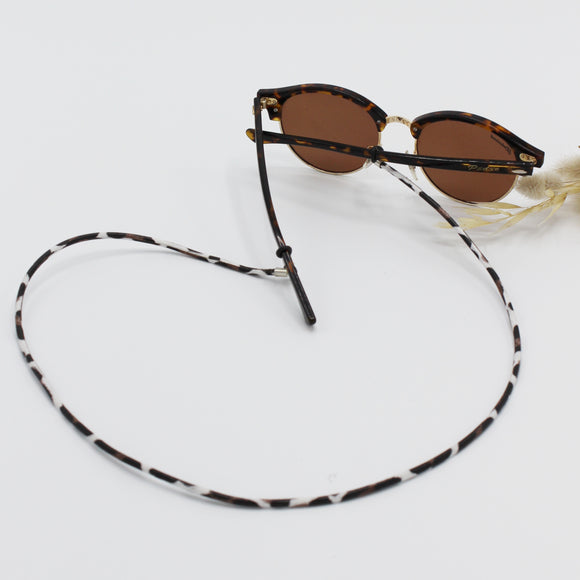 Animal Print Sunglasses Chain