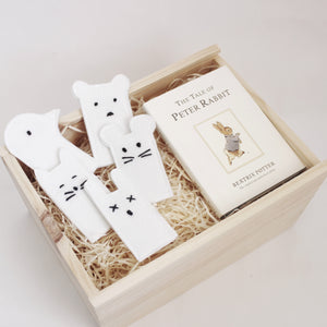 Forest Friends Baby Box