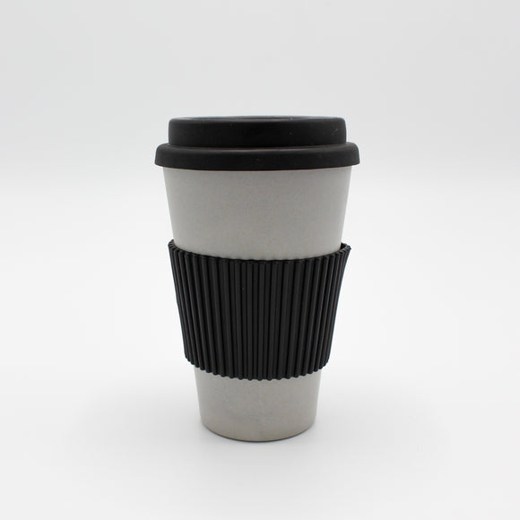 Bamboo Eco Travel Mug-Grey
