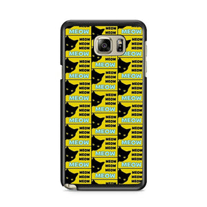 Roblox Cat Sir Meow Galaxy Note 5 Cases Famacases