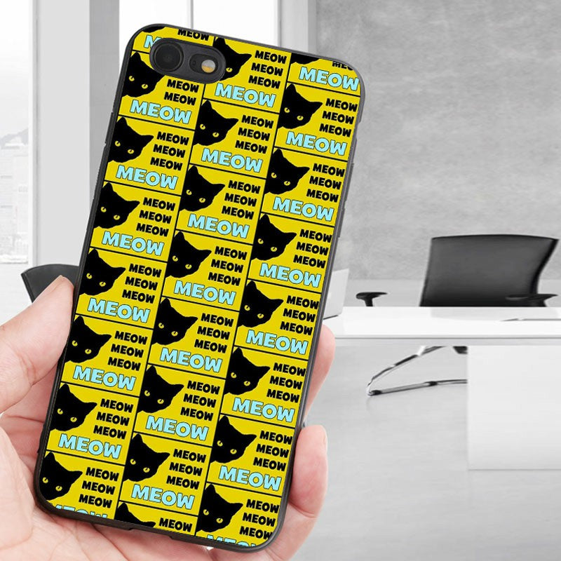 roblox cat sir meow iphone 6 plus cases