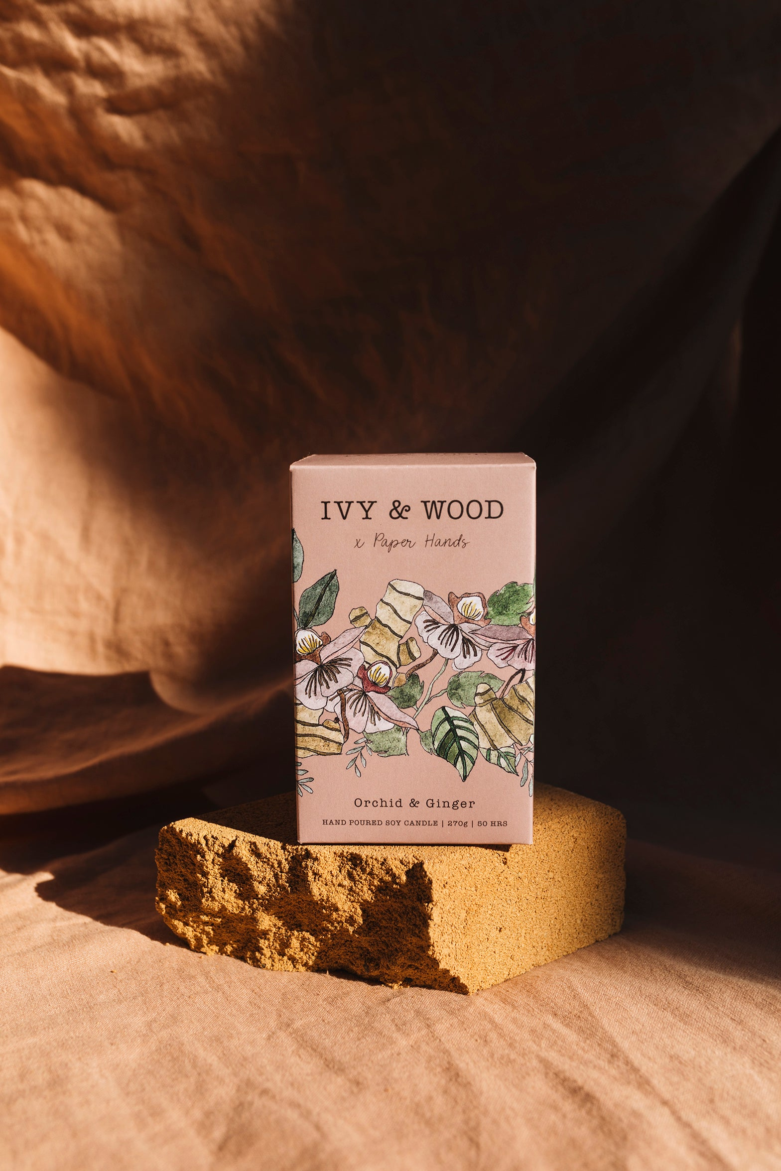 Ivy & Wood Candles Botanical Range