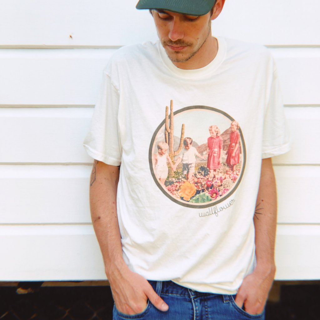 Mens Wallflower Tee