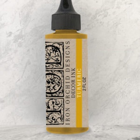 "IOD Decor Ink ""Turmeric"" 2 fl oz - Savage Finds"