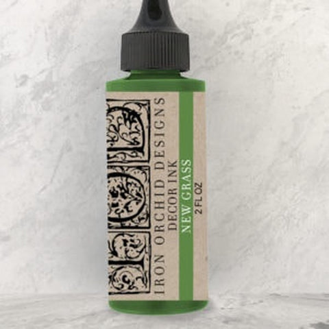 "IOD Decor Ink ""New Grass"" 2 fl oz - Savage Finds"