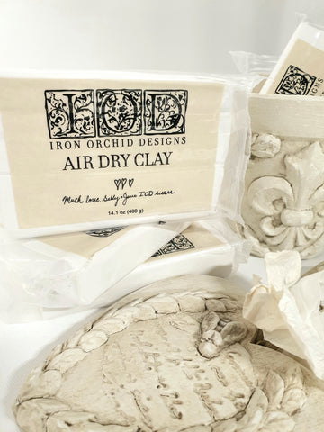 IOD Air Dry Clay - Savage Finds