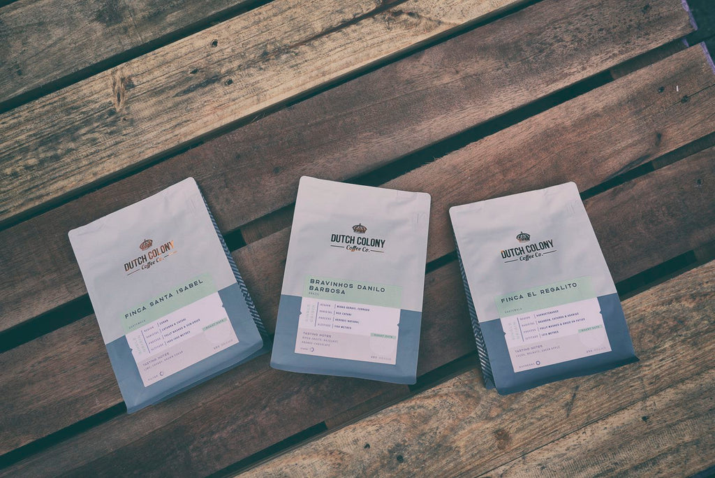New Single Origin Coffee: The Coffees of Central & South America