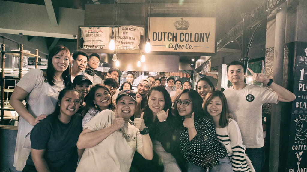 Building Dutch Colony – One People and One Cup of Good Coffee at a Time