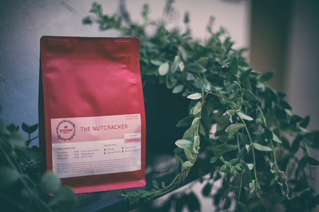 The Nutcracker: A Dutch Colony Festive Blend.