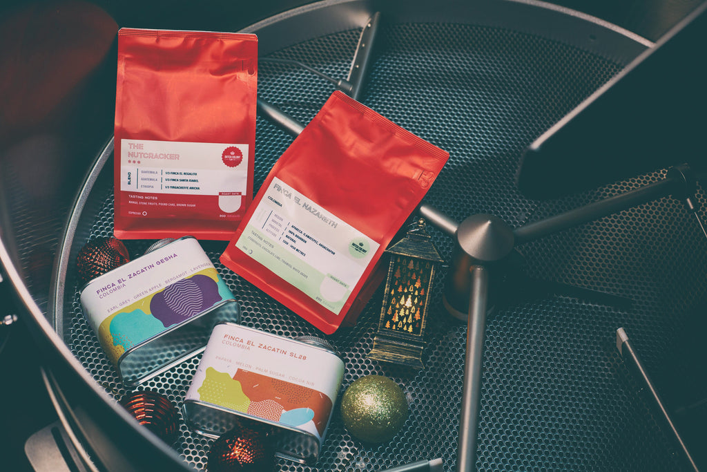 Festive Coffee of 2020: The Nutcracker & 3 Winter Edition Single Origins