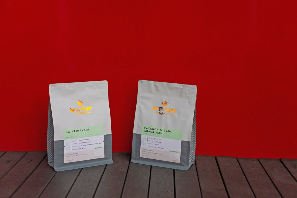 New Single Origin Coffee: Two New Coffees from Brazil & Colombia!