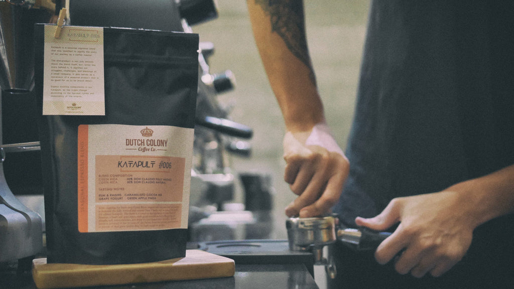 "Katapult Blend: The Story of Big ""K"""