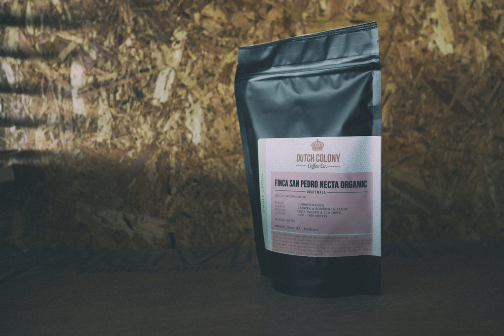 New Single Origin Coffee: Guatemala Finca San Pedro Necta Organic