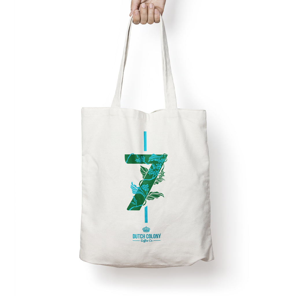 Thriving Seven Anniversary Tote Bag