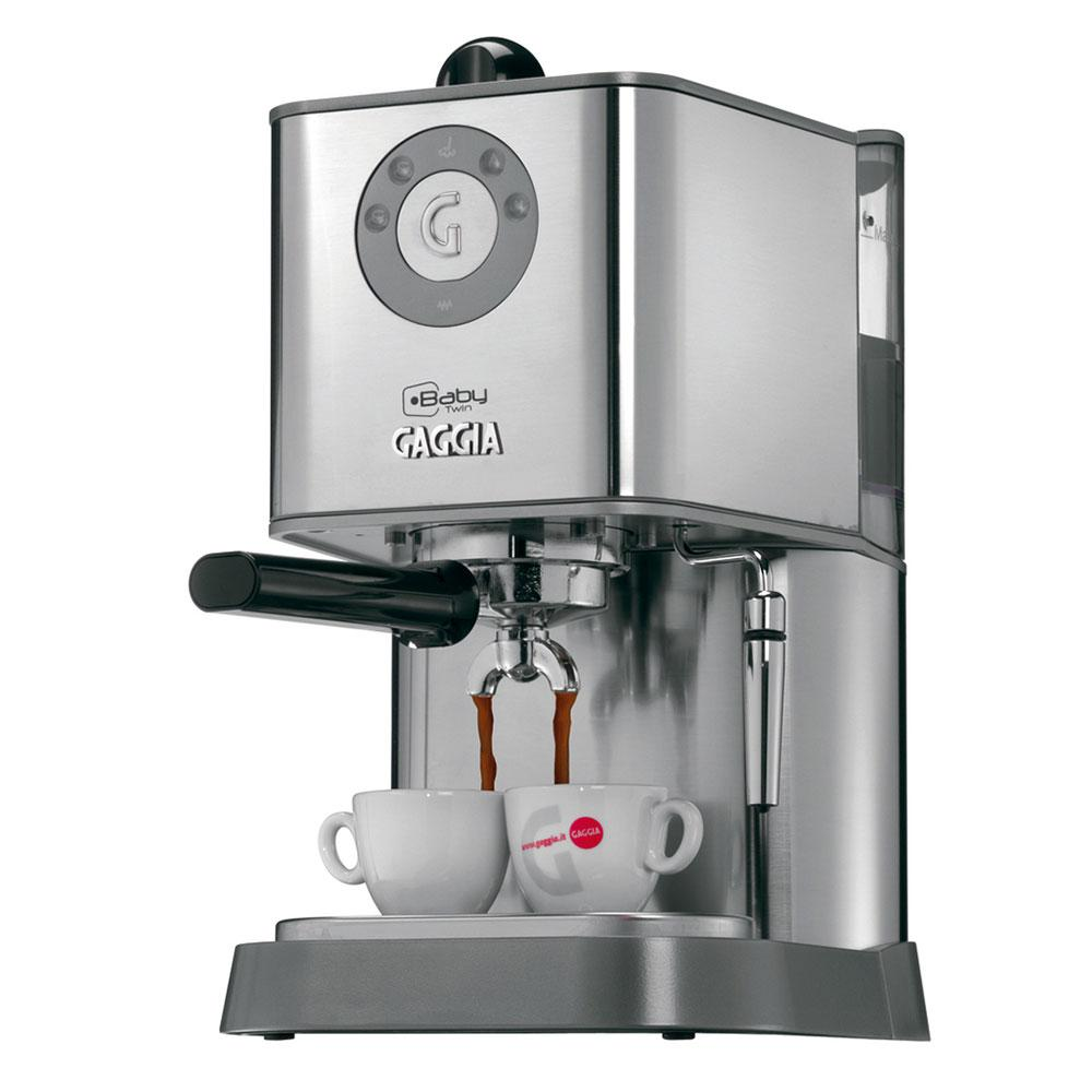 Baby Twin Espresso Machine