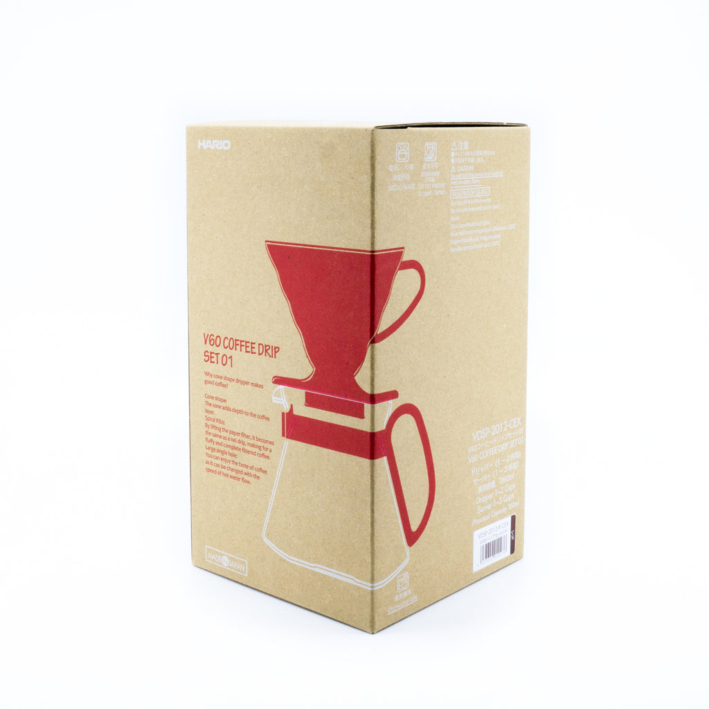 V60 Coffee Drip Set 01