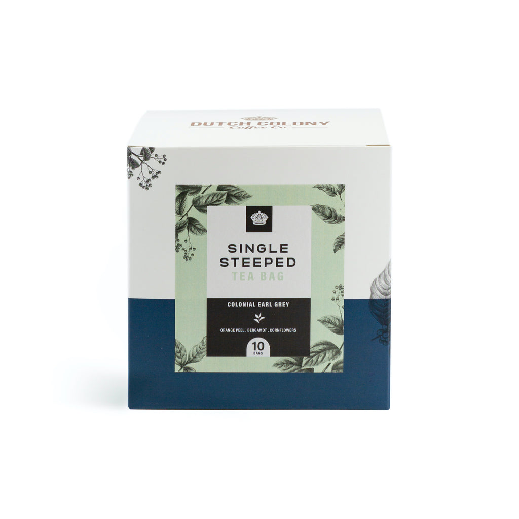 Tea Bag - Colonial Earl Grey