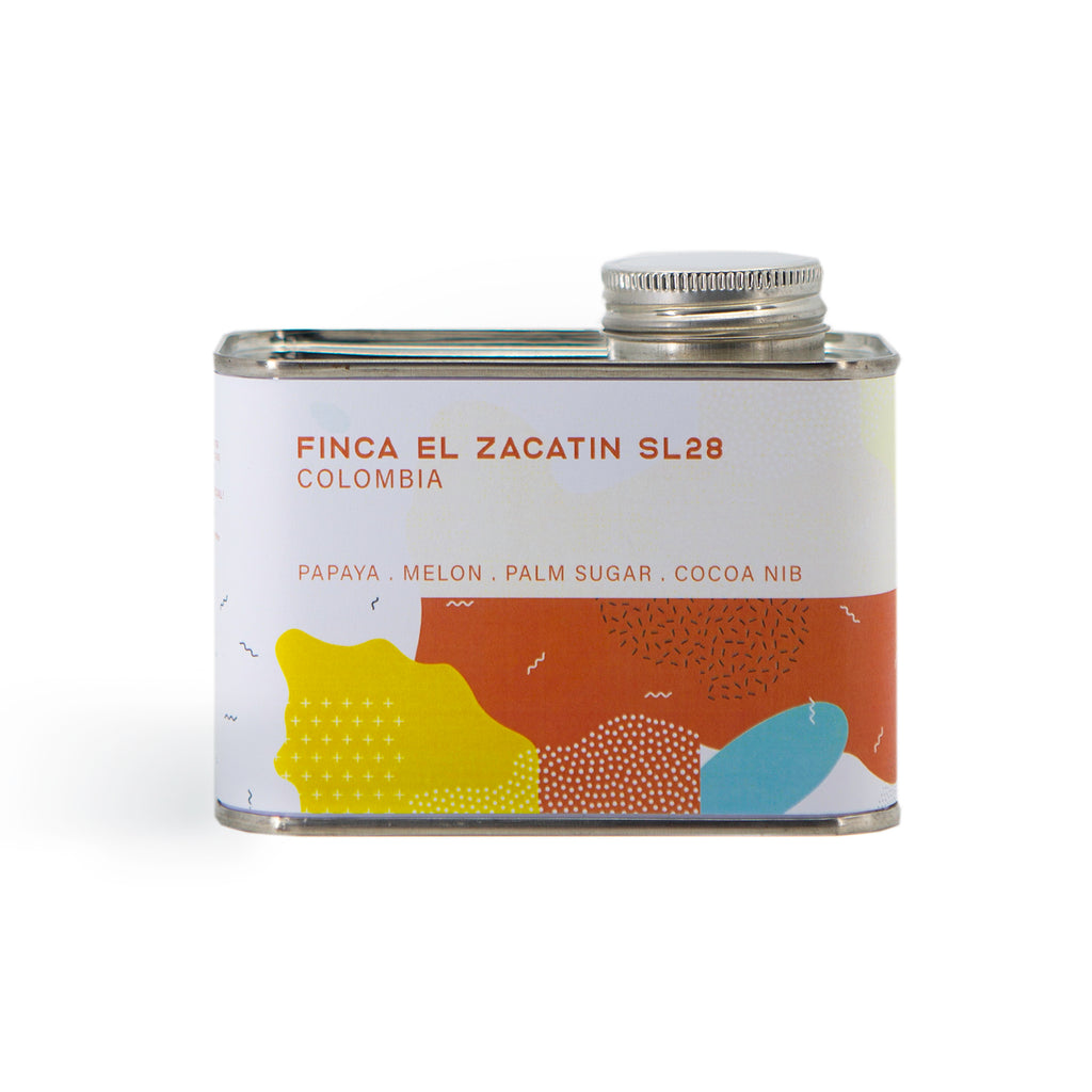 Winter Edition Series: Finca El Zacatin SL28
