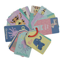Tiger Tribe- Flash Cards ABC Animal