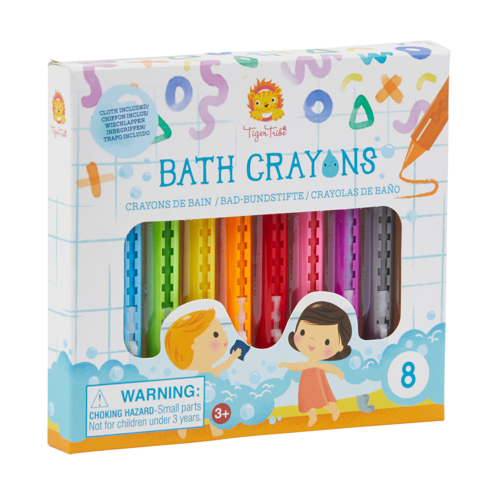 Tiger Tribe- Bath Crayons