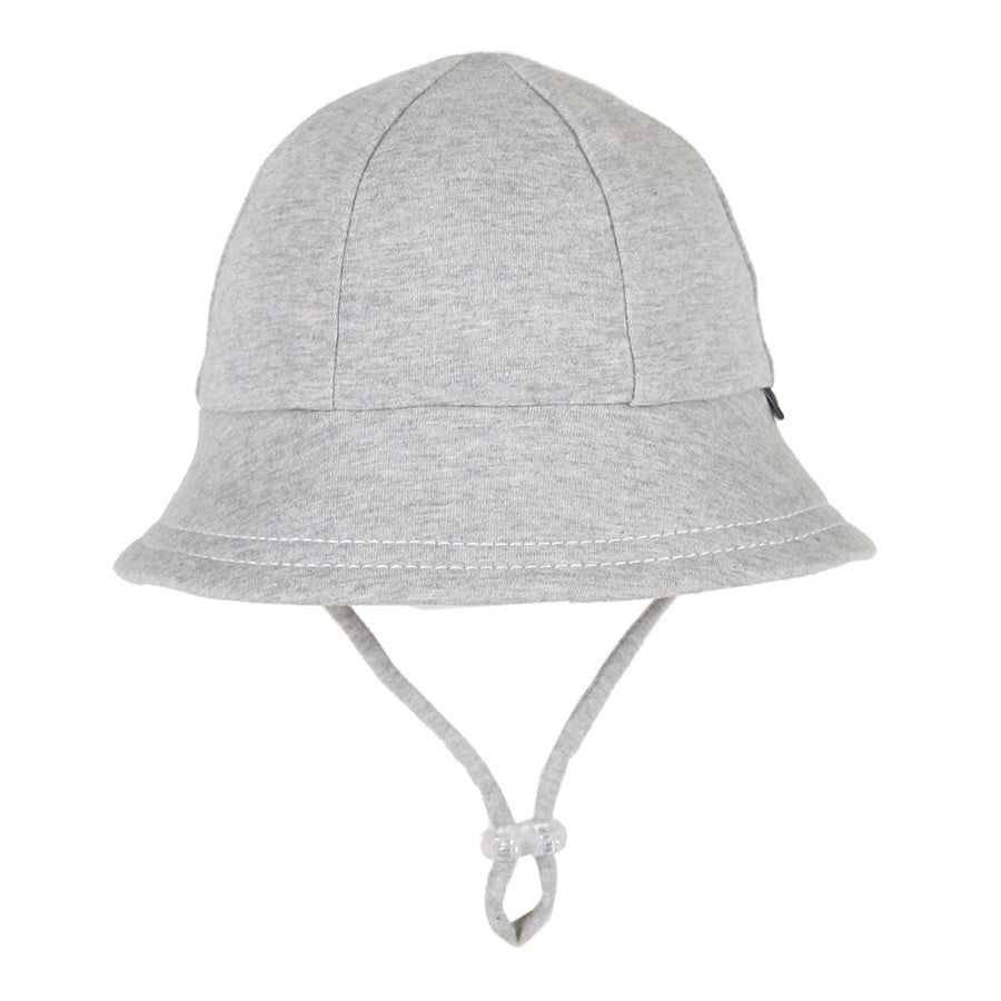 Bedhead Hats Bucket Hat- Grey Marle